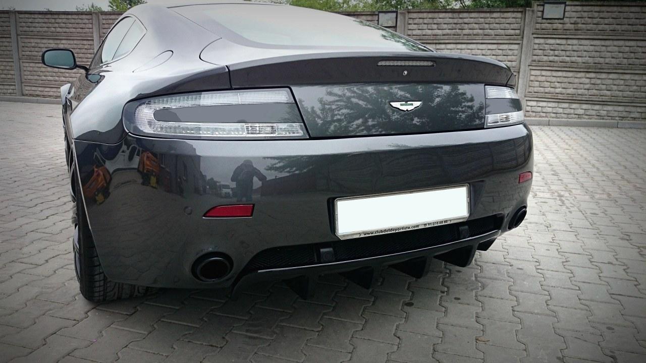 Dyfuzor Tylny Aston Martin V8 Vantage - GRUBYGARAGE - Sklep Tuningowy